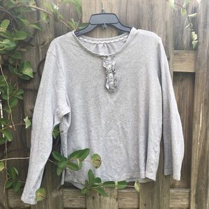 ee360c9dab Women s Long Sleeve Land s End Pajama Shirt